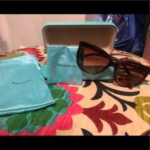 Tiffany Havana Sunglasses
